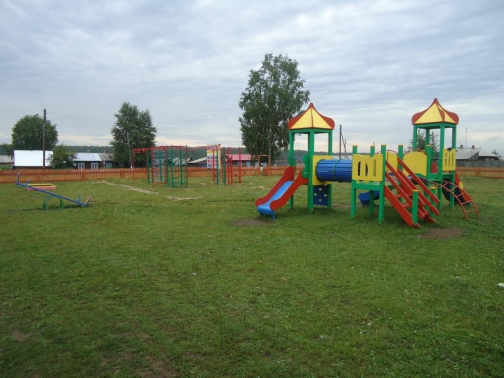 Площадка в с.Сивохино